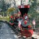 Cedar Rock Railroad rides at Williamson County Regional Park  Leander and Cedar Park TX