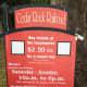 Railroad ride pricing Williamson County Regional Park  Leander and Cedar Park TX