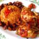 Jolof rice is part of Nigerian wedding menu