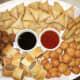 Small chops has become part of Nigerian wedding menu