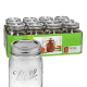 Pint Sized Mason Jars:  You will need one of these with a new lid for every cup of oil you plan to infuse.