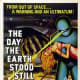 The Day the Earth Stood Still theatrical poster.