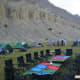 A Tourist Camp near Dhankar