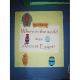 ancient Egypt accordion book