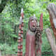 Konso People, Ethiopian wood carving/pole.