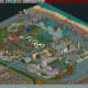 RollerCoaster Tycoon Gameplay
