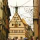 City Councillors' Tavern in Rothenburg where the drinking feat is recreated each day.