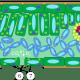 Leaf anatomy. Legend: 1) cuticle 2) upper epidermis 3) palisade mesophyll 4) spongy mesophyll 5) lower epidermis 6) stoma 7) guard cells 8) xylem 9) phloem 10) vascular bundle