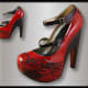 The most beautiful heels in the world!