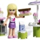 Stephanie's Outdoor Bakery (3930)  Released 2012.  45 pieces.