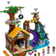 Adventure Camp Treehouse (41122)  Released 2016.  726 pieces.