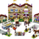Summer Riding Camp (3185)  Released 2012.  1,112 pieces.