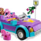 Stephanie's Cool Convertible (3183)  Released 2012.  130 pieces.
