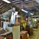 Interior view of Heights Station Antiques and Collectibles
