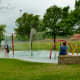 Splash Pad in Cullen Park