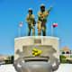 Vietnam War Memorial in Houston, TX