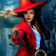 """Mila Kunis as """"Theodora"""" inspired by """"Oz The Great and Powerful"""" by Laurie Leigh"""