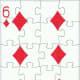 6 of diamonds