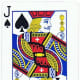 jack of spades playing cards clip art