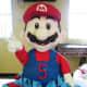 3D Super Mario Cake