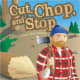 Cut, Chop, and Stop: A Book About Wedges (Amazing Science: Simple Machines) by Michael Dahl