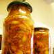 Bottled Apple Pickle