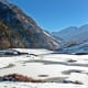 The Sangla valley during winters