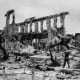 American Air and Artillery power would turn Shuri Castle into a ruin.