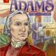 Samuel Adams: Patriot and Statesman (Graphic Biographies) by Matt Doeden