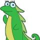 Isa the Iguana