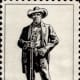 Image on U.S. postage stamp