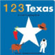 123 Texas (Cool Counting Books) Board book by Puck
