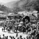 Gandhi Chowk Mandi.The Shivratri fair in 1890