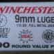 Winchester 9mm 115gr FMJ