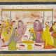 Women Playing Holi