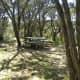 Picnic areas at Barton Creek Greenbelt