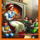 The Life of a Colonial Schoolteacher (JR. Graphic Colonial America) by Andrea Pelleschi