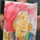 elementary-art-self-portraits
