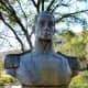 Simon Bolivar Sculpture