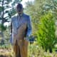 Martin Luther King Sculpture