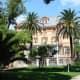 Nobel's villa, San Remo, Italy.  Image courtesy Samuele and Wikipedia Commons.