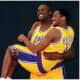 Shaq carried Kobe.  Literally.
