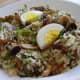 Chicken Biriyani, the most preferred special lunch item.