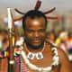 King Mswati III of the Swazis