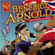 Benedict Arnold: American Hero and Traitor (Graphic Biographies) by Michael Burgan