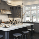 #kitchen #marin #painted #cabinets