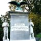 The Soldiers' & Sailors' Memorial at Chippiannock Cemetery