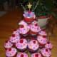Cherries Cupcake Tree