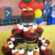 Elmo Cupcake Tree