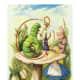 """Alice Meets the Caterpillar"" by John Tenniel"